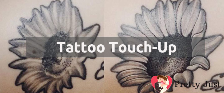 Tattoo Touch Ups